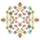 Artistic ottoman pattern series thirty two Stock Photography