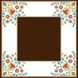 Artistic ottoman pattern series twenty eight Stock Photos