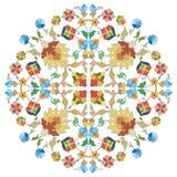 Artistic ottoman pattern series twenty nine Stock Images