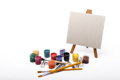 Artistic paint Royalty Free Stock Images