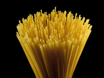 Artistic Pasta XIV (Serie). Ever wondered that you can do art with spaghettis Royalty Free Stock Photos