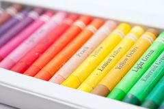 Artistic pastels Royalty Free Stock Images