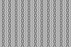 Artistic pattern. Fence damask abstract artistic pattern Royalty Free Stock Photography