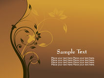 Artistic pattern background Royalty Free Stock Images