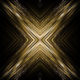 Artistic pattern. Modern artistic pattern with pixels and lights Royalty Free Stock Photo