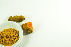 Artistic Presentation of Spices Royalty Free Stock Photography