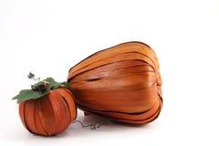 Artistic pumpkins Royalty Free Stock Photo