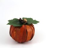 Artistic pumpkins Royalty Free Stock Photos