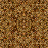 Artistic Royalty Background. Pattern in orange colors royalty free stock photo