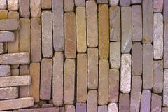 Artistic sandstone wall texture background patterns Royalty Free Stock Images