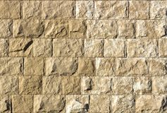 Artistic sandstone wall texture background patterns Stock Photography