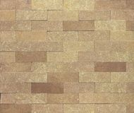 Artistic sandstone wall texture background patterns. Close up Stock Photos