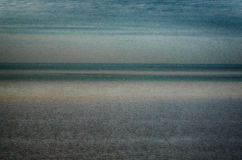 Artistic sea and sky in the afternoon Royalty Free Stock Photo