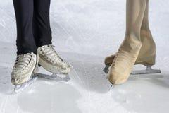 Artistic skating Royalty Free Stock Photo