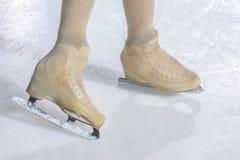 Artistic skating Royalty Free Stock Image