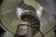 Artistic stairway Stock Images
