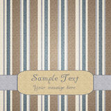 Artistic striped background Royalty Free Stock Photography