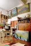 Artistic studio Royalty Free Stock Photo