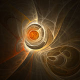 Artistic swirling background Stock Photo