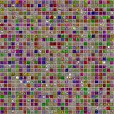 Artistic tile surface Royalty Free Stock Image
