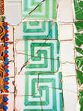 Artistic tiles Royalty Free Stock Images