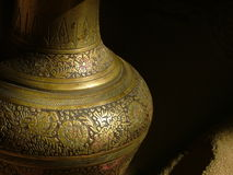 Artistic vase royalty free stock images