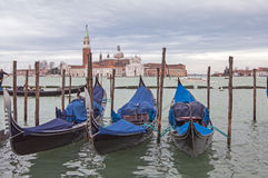Artistic view of Venice,Italy Stock Photography