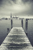 Artistic view of Venice,Italy Royalty Free Stock Photo