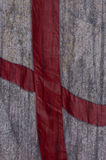 Artistic Vision of English Flag royalty free stock photos