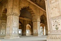 Artistic work of Mughal era Stock Images