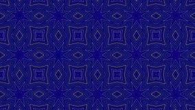 Artistiek caleidoscopisch kleurenpatroon Stock Afbeelding
