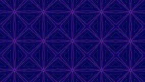 Artistiek caleidoscopisch kleurenpatroon Stock Afbeeldingen