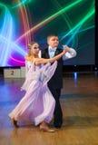 Artistiek Dans Europees Kampioenschap WADF Stock Afbeelding