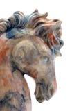 Artistiek paardhoofd Royalty-vrije Stock Foto's