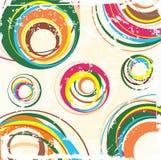 Artistiek patroon. Vector. Royalty-vrije Stock Afbeeldingen