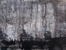 Artistieke abstracte achtergrond met witte vlekken en slagen Royalty-vrije Stock Afbeelding