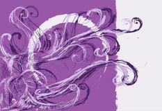 Artistieke achtergrond vector illustratie