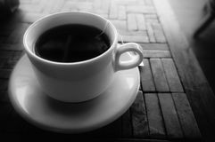 Artistieke Kop thee/Koffie Royalty-vrije Stock Fotografie