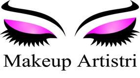 Artistri de maquillage illustration libre de droits