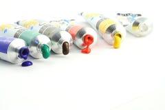 Artists Paints Stock Images