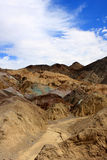 Artists Palette, Death Valley Royalty Free Stock Images