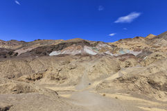 Artists Palette, Death Valley, USA Royalty Free Stock Photos