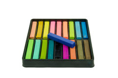 Artists Pastels Royalty Free Stock Images
