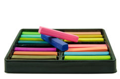Artists Pastels Royalty Free Stock Photo