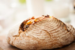 Artizan bread Royalty Free Stock Images