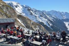 Artouste ski resort Stock Photo