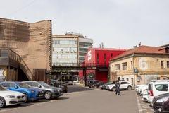 Artplay,设计的中心,俄罗斯,莫斯科 库存照片