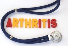 artritis Imágenes de archivo libres de regalías