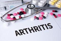artritis Imagenes de archivo