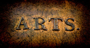Arts Stock Image
